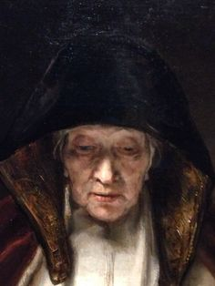 Rembrandt - detail