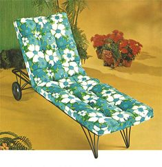 Lawn Chair with wheels