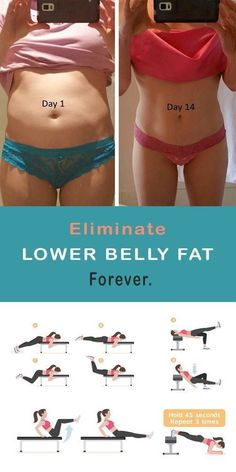 Eliminate Lower Belly Fat Forever with These 4 Powerful Exercises It is worth no. Eliminate Lower Belly Fat Forever with These 4 Powerful Exercises It is worth noting that your belly fat is in one of the most difficult places to get. Fitness Workouts, Yoga Fitness, Fitness Tips, Training Workouts, Fitness Men, Fitness Outfits, Muscle Fitness, Fitness Quotes, Fitness Goals