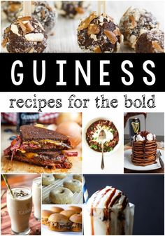 25 Ways To Consume Guinness