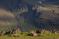 Cottage in Iceland - Kalfatellsstadhur, Vestur-Skaftafellssysla