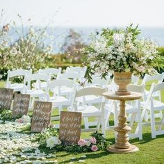 Lining the aisle with 1 Corinthians 13:4 (love is patient, love is kind...)