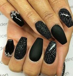 "Not much for all the fancy ""blinged out"" nails but these are pretty cool"