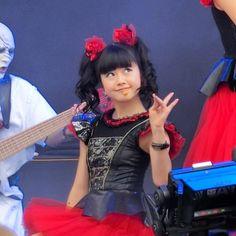 💖 Yui ❤️ ♥ #Babymetal #SakuraGakuin #Moametal #Sumetal #YuiMetal #NakamotoSuzuka #MizunoYui #KikuchiMoa #Japan #JapanIdols #JMetal #JRock #JPop #KawaiiMetal #Kawaii #Repost #creditstotheowner ♥