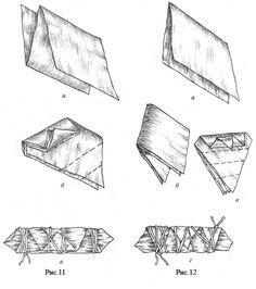 Батик-ручная роспись тканей : узелковый батик, способы складывания тканей и завязывания узелков