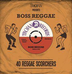 Trojan Presents Boss Reggae -Trojan