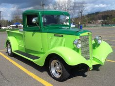 1934 International Pick-Up