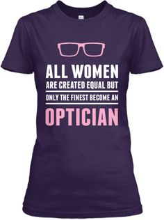 Limited Edition - Optician