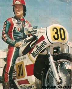 Ángel Nieto is a Spanish multiple Grand Prix motorcycle roadracing World Champion. He is one of the most successful motorcycle racers of all time, with 13 Grand Prix World Championships to his name.