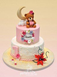 Торты на заказ. Мировые шедевры. Teddy Bear Cakes, Teddy Bears, Bear Theme, Cake Business, Girl Cakes, Baby Design, Baby Shower Cakes, Themed Cakes, Amazing Cakes