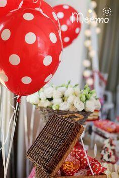 Minnie Mouse Birthday Party via Kara's Party Ideas | KarasPartyIdeas.com (26)
