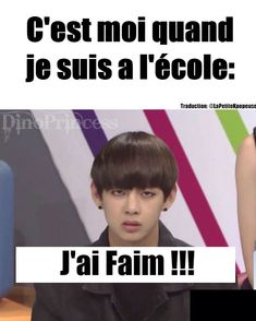Read from the story Kpop Meme - Francais by Hinitia with reads. Bts Memes, Funny Kpop Memes, Kim Taehyung Funny, Memes Funny Faces, Prank Videos, Wattpad, Geek Humor, K Idol, Funny Wallpapers
