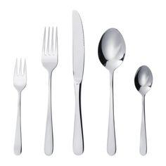 Ikea Besteck martorp 30 flatware set stainless steel flatware cutlery