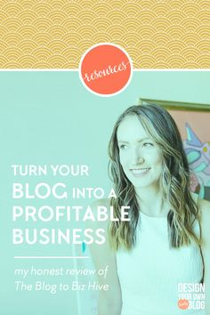 Turn Your Blog into a Buzzing, Profitable Business