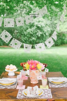 For me, the prettiest part of our Mexican Fiesta was the Papel Picado bunting. It floated in the breeze and totally set the tone for our easy, effortless, totally inviting dinner. And believe it or not, it's not a hard project to tackle. Remember those paper snowflakes you used to make as a kid? It…