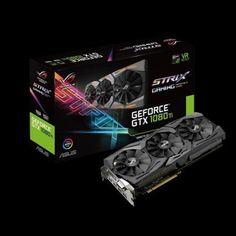 SVGA GEFORCE ASUS ROG STRIX GTX1080TI -11GB GAMING  1000,93 €