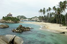 Tayrona National Park, Colombia - 25 of the Coolest Beaches in the World