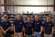 My warehouse warriors.  I love you guys! DK-Lok Valves & Fittings. It's what we do!