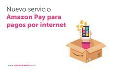 Hablamos del nuevo servicio de pago de #Amazon. ¿Conoces #AmazonPay? En nuestro blog te mostramos sus #ventajas. Recuerda, si deseas incorporar este nuevo servicio a tu método de pago contacta con nosotros ;) http://www.yoseomarketing.com/blog/amazon-pay-pagar-con-tarjeta-cuenta-amazon/ #agenciaseo