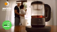 Qi Aerista: The Ultimate Wi-Fi-Enabled Smart Tea Maker