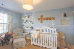 {NURSERY} Vintage Schoolhouse Nursery | Life & Baby | Baby Showers : Parties : Nurseries : Baby Products : Baby Deals