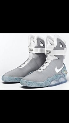 buy online 3f992 3aa91 Nike Mag Shoes Back To Future Shoes Marty Mcfly Nike Air Mags Light Up Mens  cheap Nike Mag Shoes, If you want to look Nike Mag Shoes Back To Future  Shoes ...