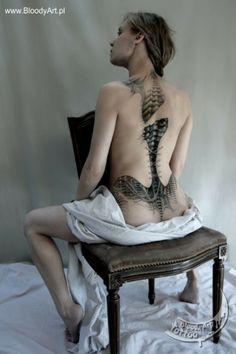 Tattoo by Sebastian Zmijewski