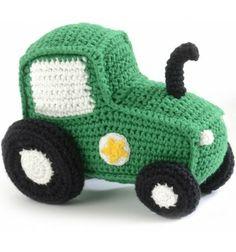 Smallstuff Skallra Traktor