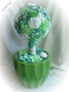 HandmadeFamily / Saténový strom
