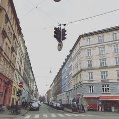 날씨가 흐리고 바람은 차고🙉  #북유럽 겨울은 쉽지않다 #denmark #København