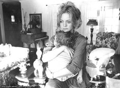 Goldie Hawn and daughter Kate