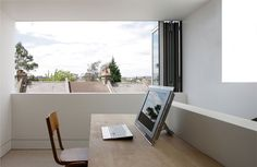 Airy minimal office space - Whistler St London