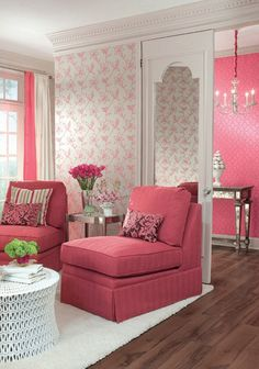 gotta have a pink room