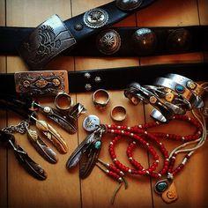 年末行事。 #goros #ゴローズ #gorosalbum #最高にいいヤツ #いっせい磨き直し #いじりだすと止まらない Dec 30, Silver Accessories, Scotland, Harajuku, Ornament, Belt, Personalized Items, Instagram Posts, Jewelry