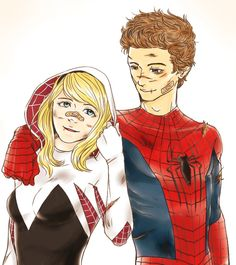 Want to discover art related to spiderman? Check out inspiring examples of spiderman artwork on DeviantArt, and get inspired by our community of talented artists. Spiderman And Spider Gwen, Spiderman Girl, Spiderman Movie, Spider Art, Spider Verse, Amazing Spiderman, Chibi Marvel, Marvel Fan Art, Marvel Heroes