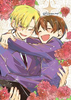 Colégio Ouran Host Club, Host Club Anime, Anime Manga, Anime Art, Ouran Highschool, High School Host Club, Another Anime, Real Friends, Haikyuu