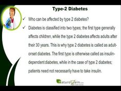 This video describes about how to control type-2 diabetes and maintain healthy blood sugar levels. You can find more detail about Diabkil capsules at http://www.naturogain.com