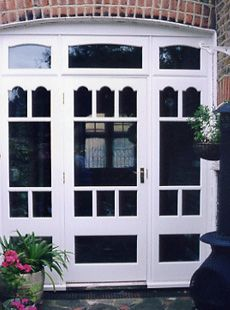 If you are looking for the ultimate combination of form and function, our gorgeous timber French doors will enhance your home with their beauty and smooth, effortless operation.  http://www.ifosterwindows.co.uk/bi-fold-doors/info_30.html