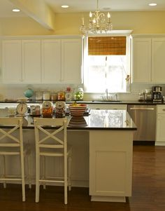 The kitchen. <3