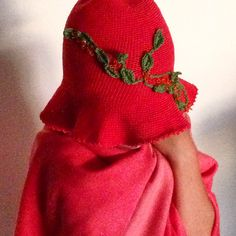 knitted elves cap