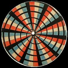 In a Belgian physicist devised a form of animation that is akin to our modern-day gifs: a spinning disk patterned with small repeating Optical Illusion Gif, Art Optical, Optical Illusions, Gif Animé, Animated Gif, Animation, Persistence Of Vision, Pop Up, Vintage Games