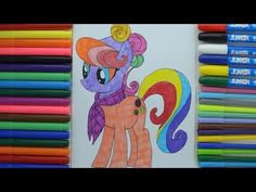 Welcome to our channel ♥ Magic Coloring ♥ Kids learn colors, drawing, painting, coloring, counting, numbers, alphabet and more :-) Have your imagination go w...