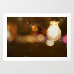 Light at the End Art Print by Michele Wilson - $18.00