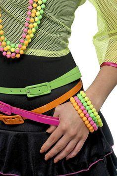 80er-jahre-mode-schmuck-neo-farben-pink-orange-gruen