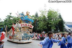 disney magcic parades