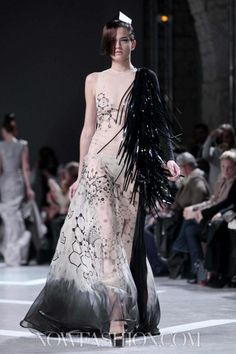 Julien Fournie SS13 at Paris Haute Couture Fashion Week