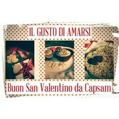 Il San Valentino di Capsam #capsam #buatta #food #love #amore