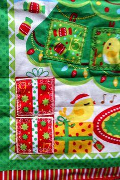 quilt advent calendar