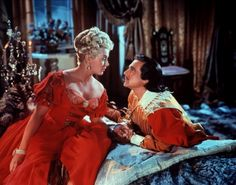 Lana Turner and Gene Kelly in The Three Musketeers 1948