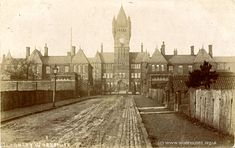 The Workhouse in Rochdale, Lancashire Rochdale, Great British, Old Photos, Childhood Memories, Manchester, Taj Mahal, The Past, England, The Incredibles